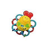 The First Years Buzzing Bee Massaging Teether Yellow