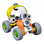 Meccano Build & Play 2-in-1 Buggy and Quadbike