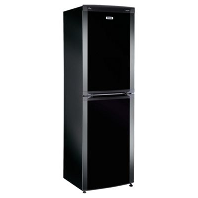 Beko CF5834APB Fridge Freezer, A+, 54.5L, Black