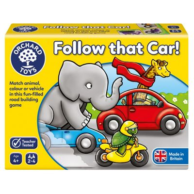 Orchard Toys Follow that Car Game
