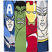 Marvel Avengers Fleece Blanket - Lineup