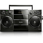 Philips Bluetooth Boombox (UK & EU Plug)