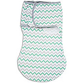 Summer Infant Large Wrapsack (Teal Grey Chevron)