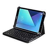 Navitech Folding Case Cover With Bluetooth Keyboard For Samsung Galaxy Tab S3