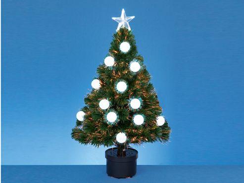 Premdec Ft111419 Fibre Optic Eva Tree Wte 80Cm