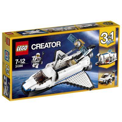 LEGO Creator Space Shuttle Explorer 31066