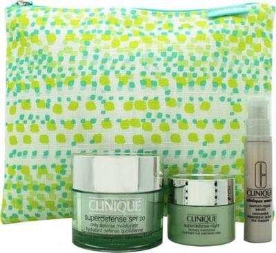 Clinique Smart Defense Skincare Gift Set 4 Pieces