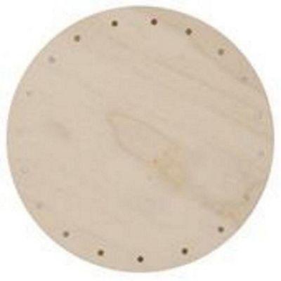 Wooden Base 5R 125 mm diameter Round
