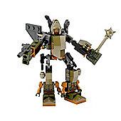 Kre-o Transformers Micro Change Combiner Grimstone - Action Figures
