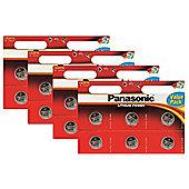 24 x Panasonic CR2016 3V Lithium Coin Cell Battery 2016
