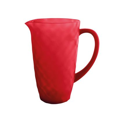 Epicurean Tropicana Red Acrylic Jug 2.75L