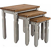 Core Products Corona Grey Nest of Tables