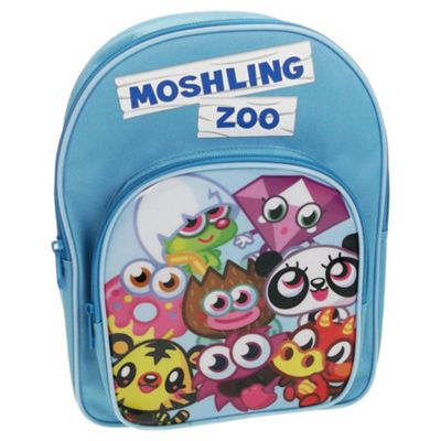 Moshi Monsters Moshling Zoo Kids' Backpack with Stationery