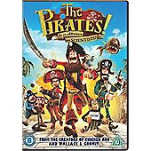 The Pirates! In An Adventure With Scientists (DVD)