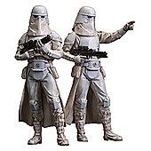 Kotobukiya - Star Wars Snowtrooper 2 Pack Artfx+ Statues - Figures