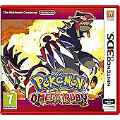 Pokemon Omega Ruby (3DS)