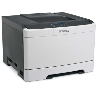 Lexmark CS310n Colour Laser Printer 256MB LCD Display 23 ppm (Mono) 23 ppm (Colour)