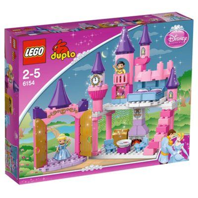 Lego Duplo Disney Princess Cinderella'S Castle 6154
