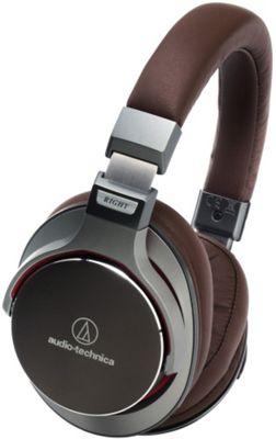 Audio Technica ATHMSR7 Headphones (Gunmetal)