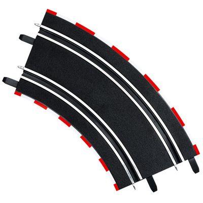 CARRERA Go Track Curve 2/45 (4) 61617
