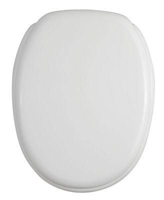 Wenko Lombok Toilet Seat in White