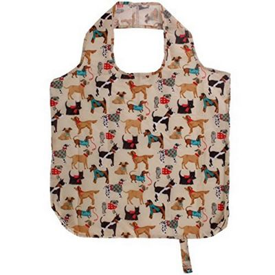 Ulster Weavers Hound Dog Packable Re-usable Shopping Bag