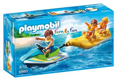 Playmobil Jet Ski with Banana Boat