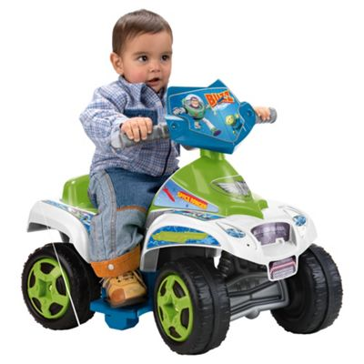 Buy Disney Toy Story Ride On Quad Bike From Our Ride Ons Range Tesco