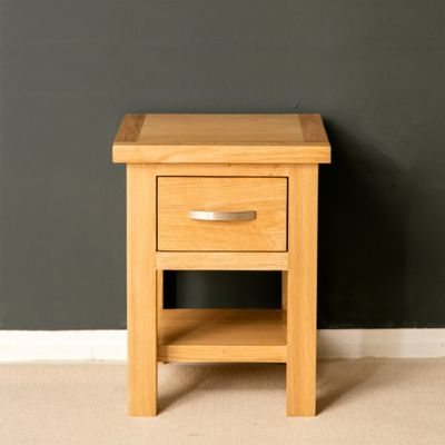 Buy london oak lamp table light oak from our side lamp tables london oak lamp table light oak aloadofball Image collections