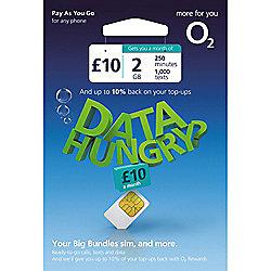O2 2GB PAYG SIM