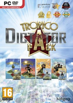 Tropico Dictator Pack - PC