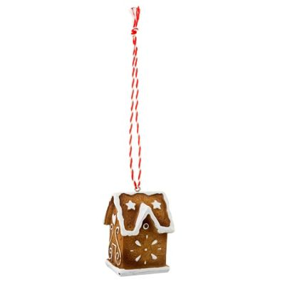 Gingerbread 3D House Decoration