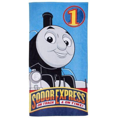 Thomas 'Race' Beach/Bath Towel