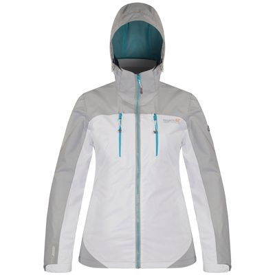 Regatta Ladies Calderdale II Jacket White 10