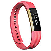 Fitbit Alta Gold/Pink Small Special Edition