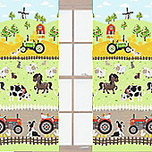 Apple Tree Farm Curtains, 54s