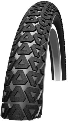 Schwalbe Dirty Harry Tyre: 20 x 2.10 Black Wired. HS 311, 54-559, Active Line, Kevlar Guard