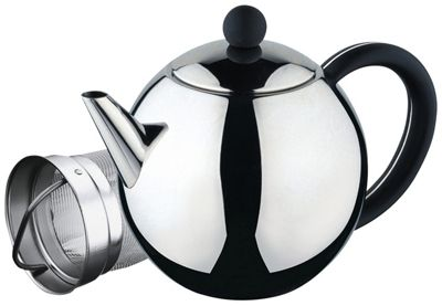 Café Ole Stainless Steel 1500ml Teapot