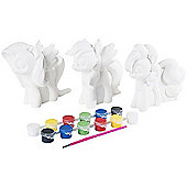 My Little Pony 3 Pack Paint Your Own Figure