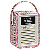 View Quest Emma Bridgewater Retro Mini DAB+/FM Radio with Bluetooth (Sampler)