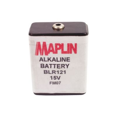 Maplin BLR121 15 V Battery