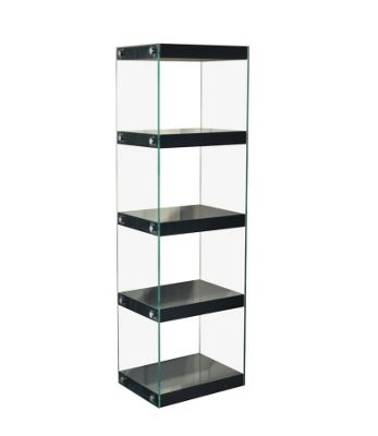 Moda Shelving Unit Large Black