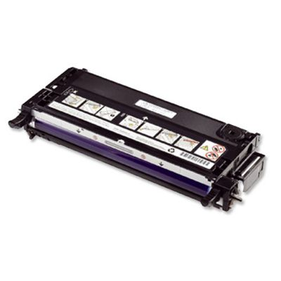 Dell Standard Capacity Black Toner Cartridge for Dell 3130cn Colour Laser Prrinter