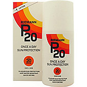 Riemann P20 Once A Day 10 Hours Sun Protection SPF20 - 200ml