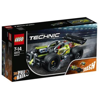 LEGO Technic Whack! Racer 42072