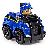Paw Patrol Rescue Racer - Chase Squad Car