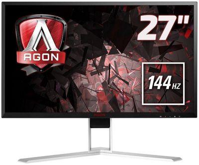 AOC AGON AG271QX 27 Freesync 144Hz QHD Gaming Monitor