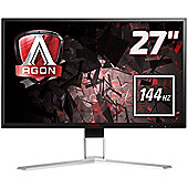 AOC Agon 27 AG271QX Freesync 144Hz Gaming Monitor