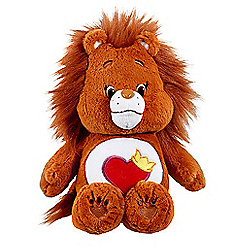 Care Bears Medium Soft Toy with DVD - Brave Heart Lion
