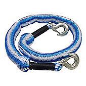 Faithfull FAIAUTRELAST 4 m Tow Rope Expanding Metal Hook